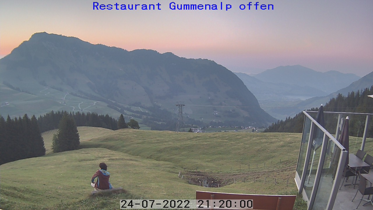 Webcam Dallenwil-Gummenalp
